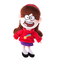 Disney Gravity Falls Mabel Plush Peluche De 20 Cms