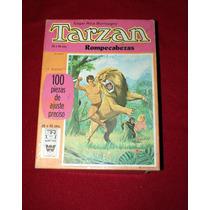 Antiguo Rompecabezas Tarzan El Hombre Mono 70s.