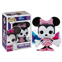 Minnie Mouse Clásico Disney Funko Pop Mimi Raton