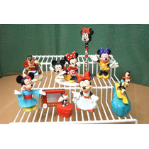 Disney Mimy Lote 8 Figura & Magic Pizarron Pcomp Ve Descrip