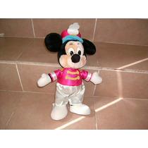 Mickey Mouse Con Uniforme Del Circo