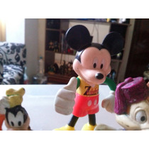 Lote Figuras Mickey Mouse, Mcdonalds