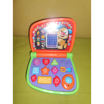 Maletin Didactico Fisher Price Ingles Español