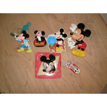 Mickey Mouse Lote Varios