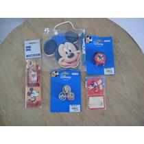 Mickey Mouse Lote De 5 Piezas