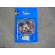 Mickey Mouse Luz De Noche Para Niños
