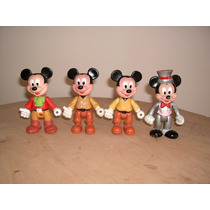 Mickey Mouse Arco Lote De 4