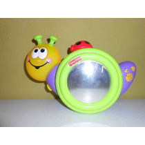 Caracol Fisher Price Para Estimular El Gateo Musical