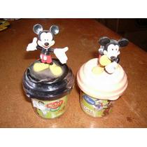 Mickey Mouse Lote De 2piezas