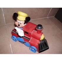 Mickey Mouse Maquinista 7