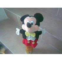 Figura De Peluche De Mickey Mouse