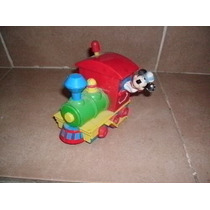 Mickey Mouse Maquinista 8