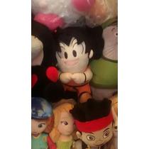 Goku Personajes Peluche