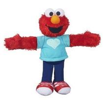 Playskool Sesame Street Elmo Abrazos Siempre Amigos Altura -