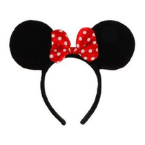 Fugarse Orejas Minnie Mouse De Disney