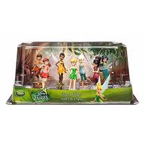 Nuevo Disney Fairies Hadas Figuras Playset