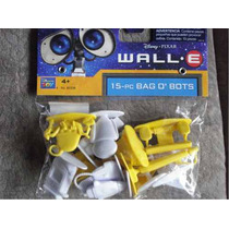 Wall E / Set 16 Robots Pelicula Wall E