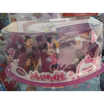 Set Original De Disney Minnie Mouse