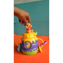 Juguete Didáctico Para Bebé De Winny Pooh