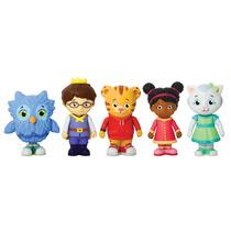Set De Figuras Daniel Tigre Disney Jr Originales Importadas