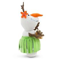 Peluche Frozen Olaf Aloha Hawai 2015 Disney Store 27 Cm