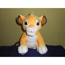 Peluche Simba El Rey Leon Kohls Cares Disney 29 Cms