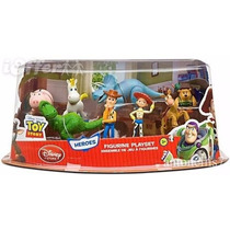 Playset Toy Story 3 Woody Disney Store Cumpleaños Importado