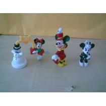 Lotes De 3 Figuras De Minnie Mouse