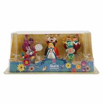 Playset Alicia En El Pais Disney Store Cumpleaños Importado