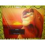 Rey Leon Dibujos Disney Store Lote De Cuatro $450