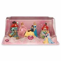 Playset Princesas Disney Store Cumpleaños Importado