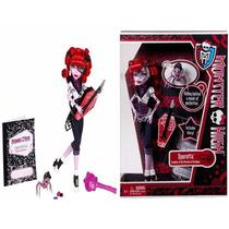 Operetta Diario Mascota Monster High