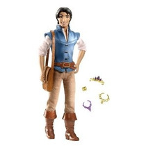 Disney Tangled Con Rapunzel Flynn Rider Muñeca De Moda