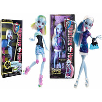 Abbey Scaris Patines Monster High