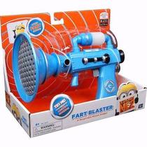 Minion Pistola Fart Blaster Arma Secreta Lanza Pedos Gases