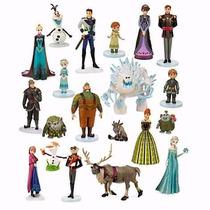 Set Disney Store Frozen De 20 Figuras Playset En Oferta