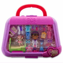Increible Play Set Doctora Juguetes- 100% Disney Store