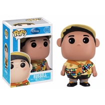 Russell Up Funko Pop Disney Original Carl