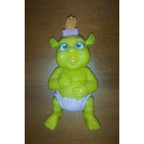 Figuras Bebe Shrek Niña Nuevas Mcdonalds Hablan