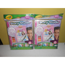 Princesas Set Story Studio Crayola Disney