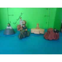 Lote De 5 Figuras Una Noche En El Museo 2 Con Movimiento