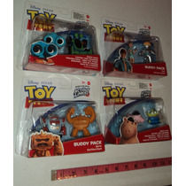 Disney Toy Story Two Pack Minifiguras *precio X Set*