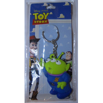 Llavero Marcianito, Alien, Little Green Men Toy Story Fn4