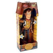 Toy Story Woody Tire Cadena 16 Figura Hablar - Disney Exclu