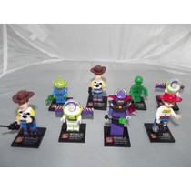 Set De Figuras Tipo Lego De Toy Story 8 Pzas