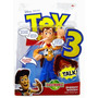 Woody Electronic Deluxe Habla Figure Toy Story 3 Con 19cm