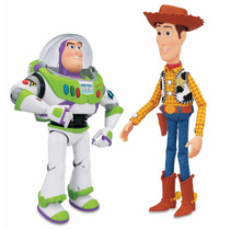 Buzz Woody Amigos Inseparables Interactivos Toy Story