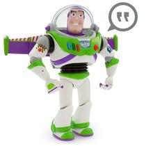 Buzz Lightyear Muñeco Parlante Conluz Toy Story Disney Store