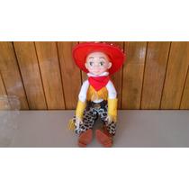 Nueva Vaquerita Jessie 32cm De Alto Toy Story Disney
