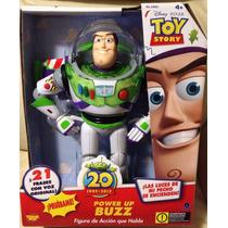 Buzz Lightyear Toy Story 20 Aniversario Power Up Buzz